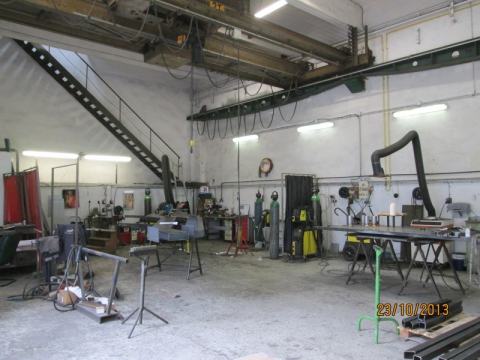 atelier inox