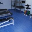 salle de sport plancher résine GSF Constellation II