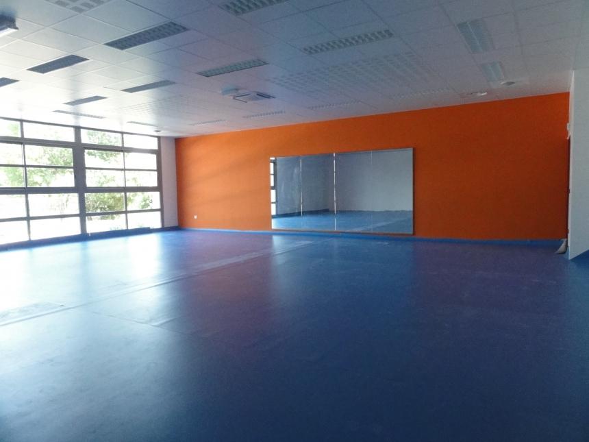 salle de danse plancher technique