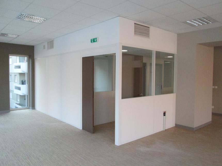 centre supervision urbaine marseille cloisons intérieures